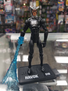 Marvel Universe Series 2 Havok