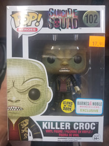 Funko POP! DC Killer Croc (Barnes & Nobels)
