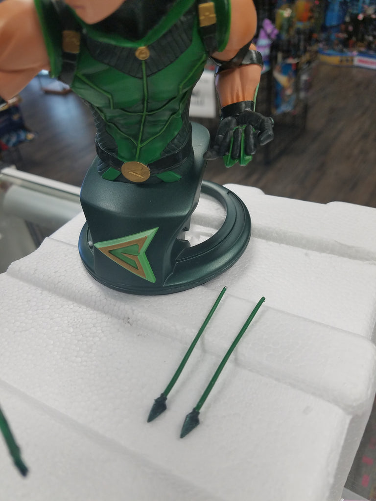 DC Collectibles Green Arrow Bust