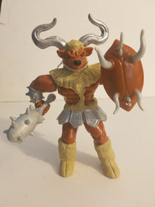 Mighty Morphin Power Rangers Evil Space Aliens Slash and Block Minotaur