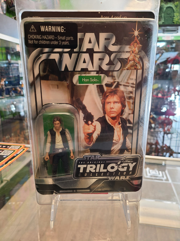 Hasbro Star Wars Original Trilogy Han Solo