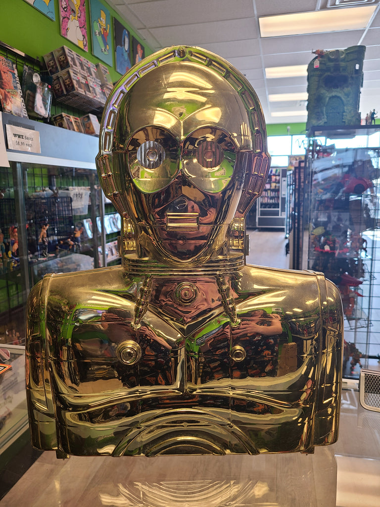 Kenner Star Wars C3-PO Collectors Case