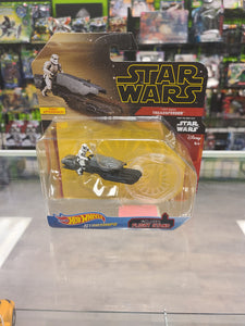 Mattel Hot Wheels Star Wars Treadspeeder