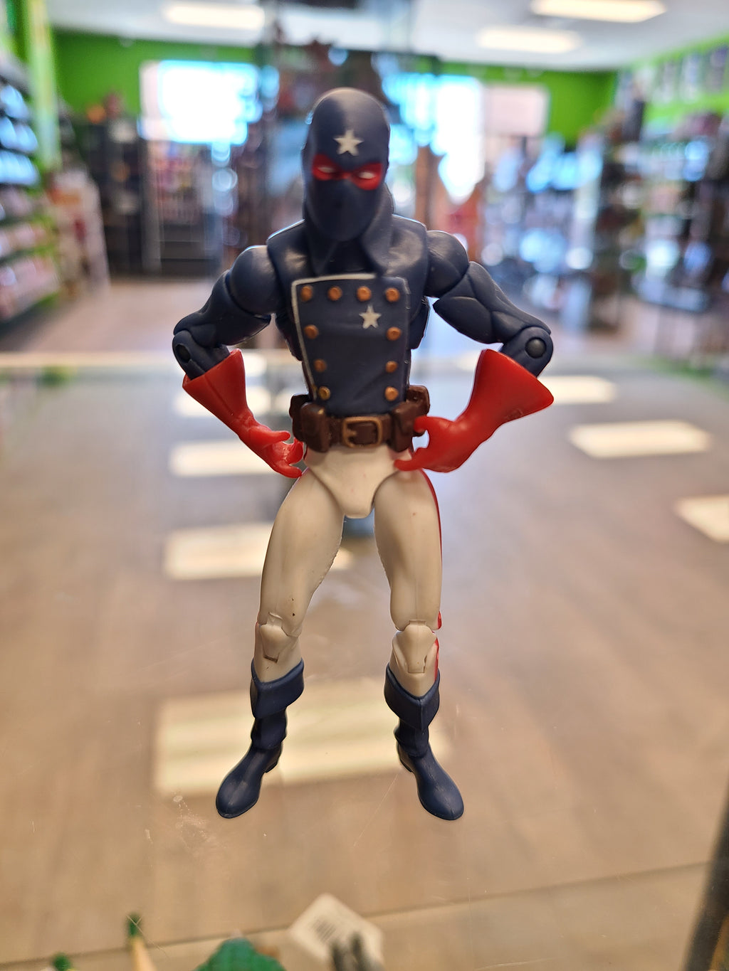 Hasbro Marvel Universe Patriot