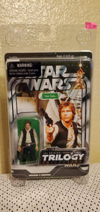 Hasbro Star Wars The Trilogy Collection Han Solo