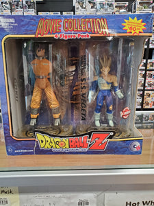 DRAGON BALL Z MOVIE 4 FIGURE PACK
