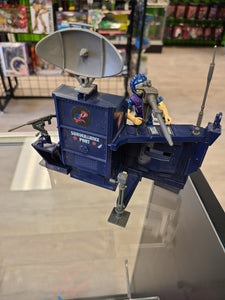 Hasbro GI Joe Cobra Surveillance Port and Tele Viper