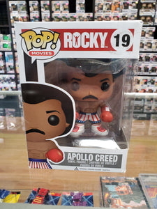 FUNKO POP! ROCKY, APOLLO CREED