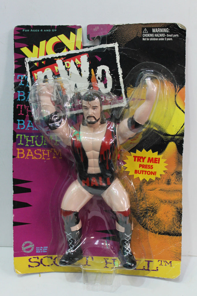WWE WCW nWo Scott Hall