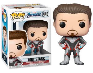Funko POP! Marvel Avengers Endgame Tony Stark