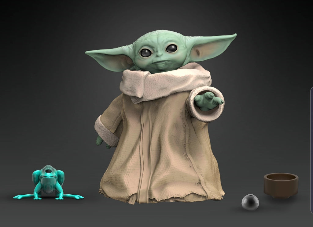 Pre-Order Star Wars The Black Series The Mandelorian The Child Baby Yoda