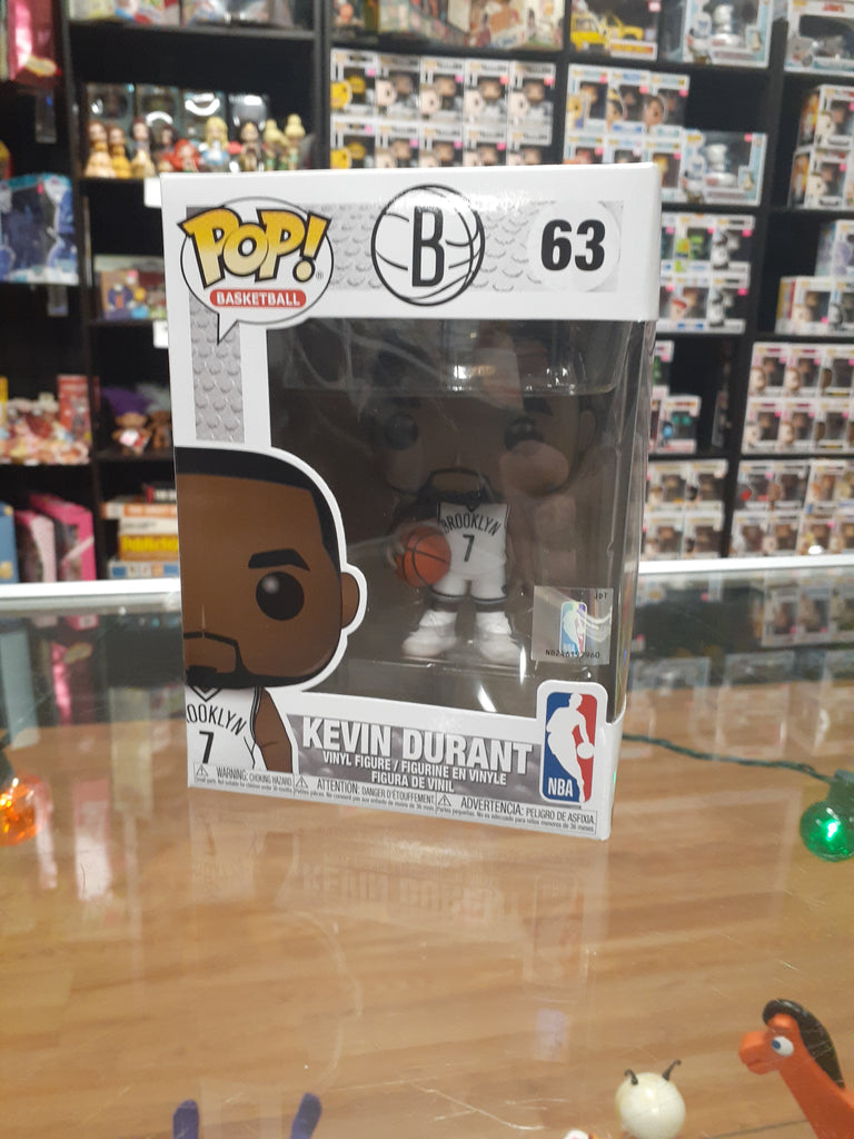 Funko Pop! Basketball Kevin Durant 63