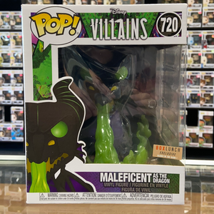 Funko Pop Disney Villains Maleficent as the Dragon #720 (Box Lunch exclusive)