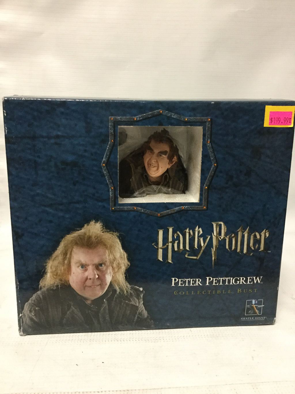 Gentle Giant Ltd Harry Potter Peter Pettigrew Collectible Bust