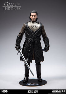McFarlane HBO Game of Thrones Jon Snow