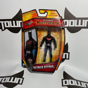 Mattel DC Comics Multiverse Batman Arkham City Batman Beyond