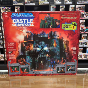 Mattel Masters of the Universe 200x Castle Grayskull
