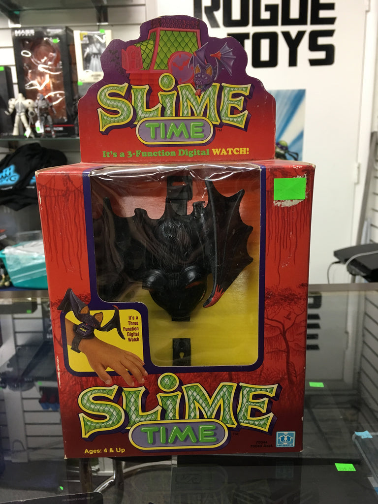 Slime Time Digital Watch Bat