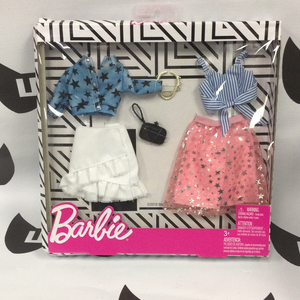 "MATTEL Barbie Deluxe Fashion Pack - ""Star Power"""