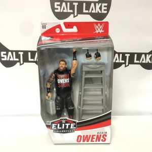 Mattel WWE Elite Collection Series 80 Kevin Owens