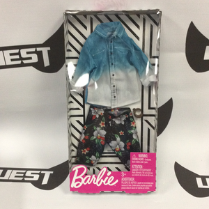 "MATTEL Barbie Single Fashion Pack for Ken - ""Like, Dude!"""