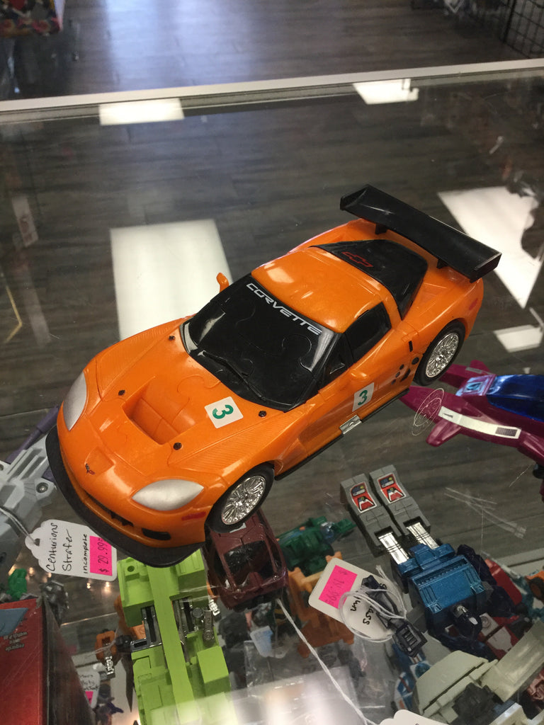 3D Puzzle Chevy Corvette C6R Happy Well