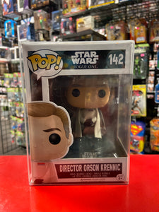 Funko Pop! Star Wars Rogue One Director Orson Krennic #142