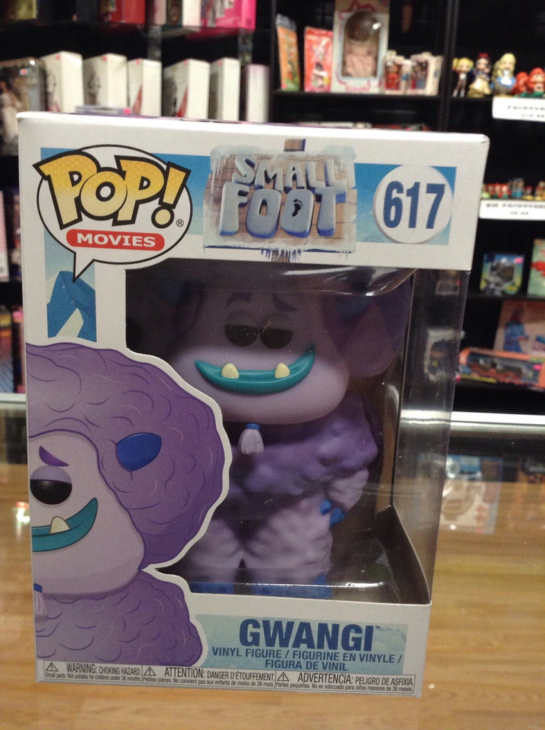 Funko Pop Movies Small Foot Gwangi 617