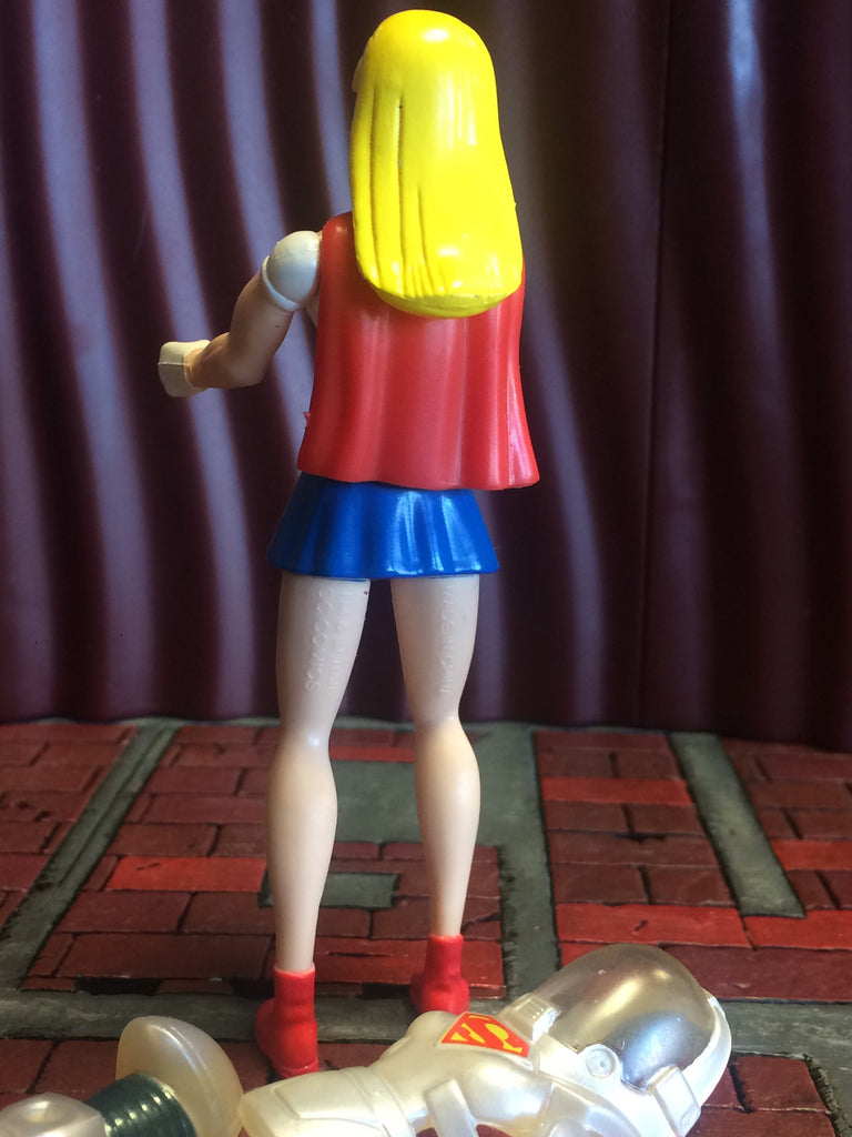 Kenner Superman The Animated Series Supergirl