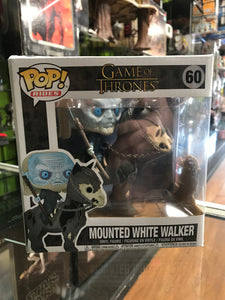Funko Pop! Game of Thrones Mounted White Walker 60