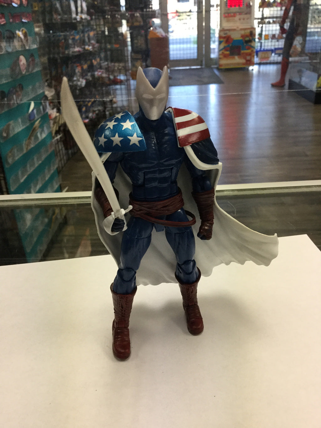 HASBRO Marvel Legends Citizen V, Thanos BAF Wave
