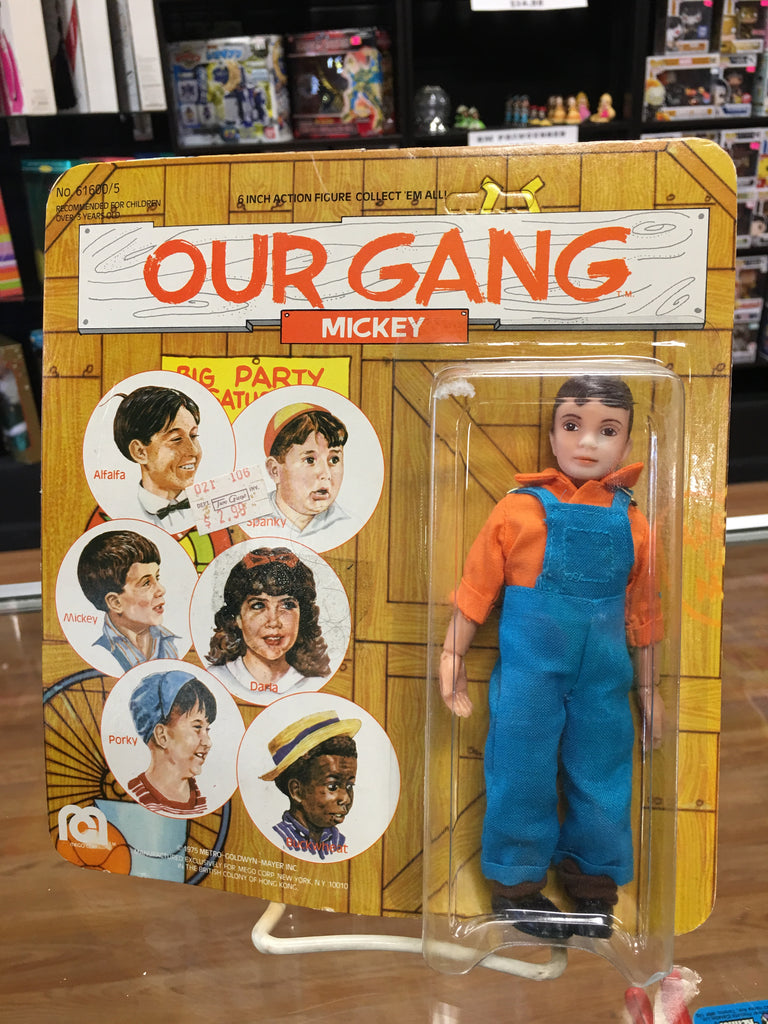 Copy of Mego Our Gang Little Rascals Mickey