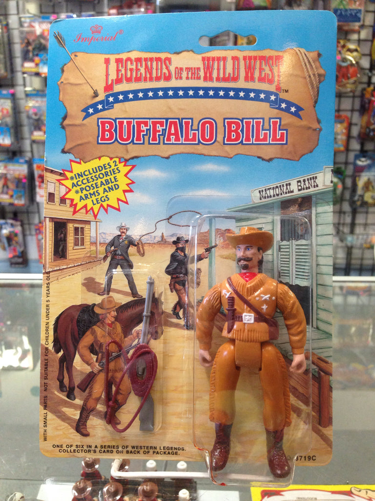 Imperial Legends Of The Wild West Buffalo Bill