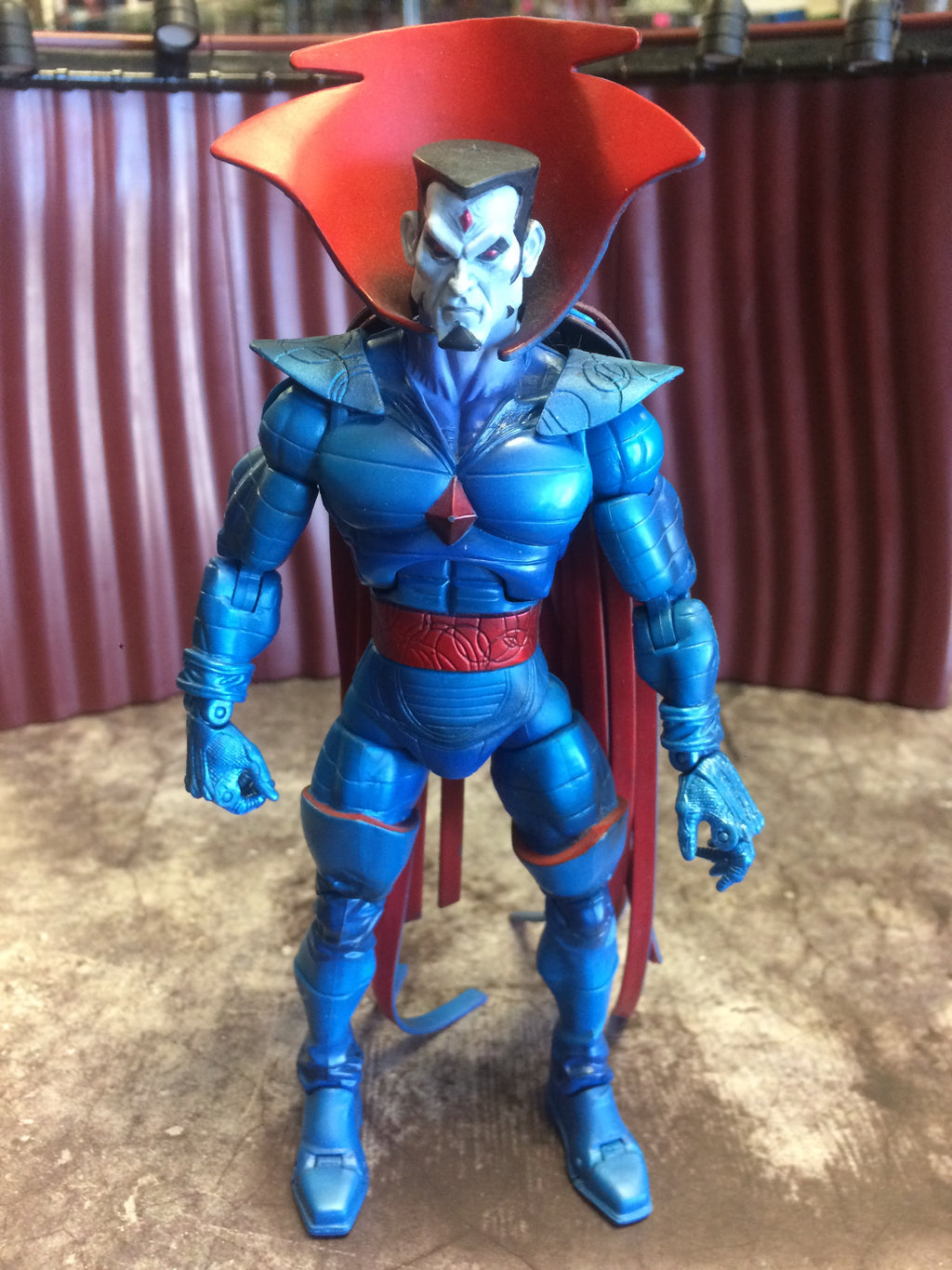 Toy Biz Marvel Legends Mr. Sinister (Sentinel Wave 2005)