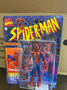 Hasbro Marvel Legends Spider-Man Retro Spider-Man