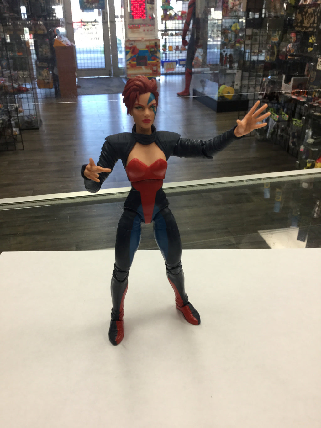 HASBRO Marvel Legends Age of Apocalypse Jean Grey, Sugar Man BAF Wave