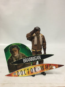 Doctor Who. Brannigan