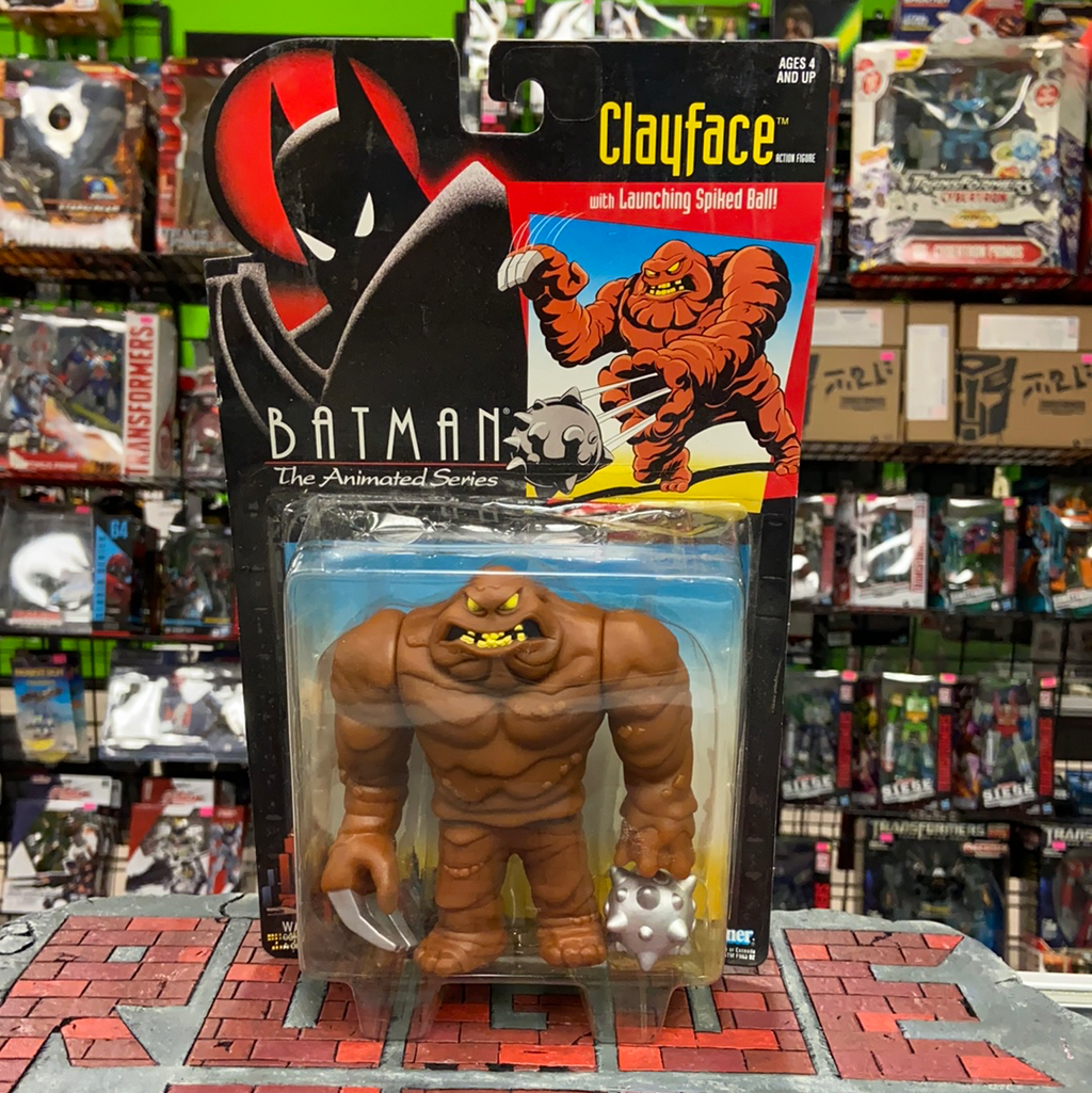 Kenner Batman The Animated Series Clayface