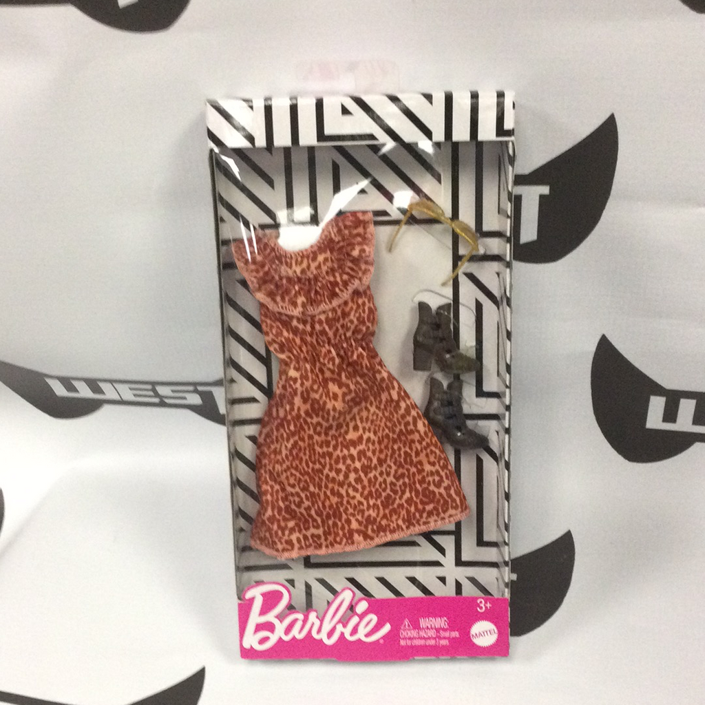 "MATTEL Barbie Single Fashion Pack - ""Animal Print"""