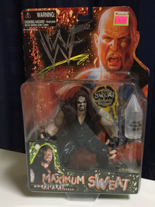WWF Jakks Pacific Maximum Sweat Undertaker