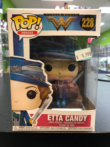 Funko POP! Heroes Wonder Woman ETTA CANDY 228