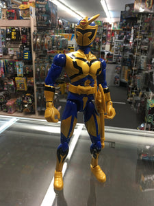 "Power Rangers Mystic Force Solaris Knight 12"" Disney Store Exclusive Figure"