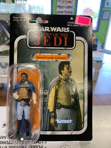 Hasbro Star Wars Return Of The Jedi The Vintage Collection General Lando Calrissia