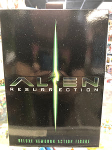NECA Alien Resurrection deluxe newborn