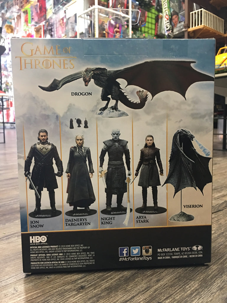 McFarlane Game of Thrones Drogon