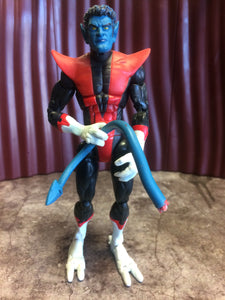 Toy Biz Marvel Legends Nightcrawler (Galactus Wave 2005)