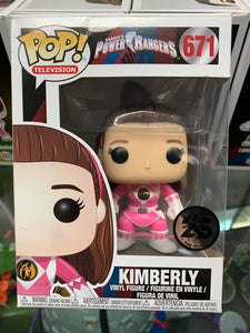 Funko POP! Television Saban's Power Rangers Kimberly #671