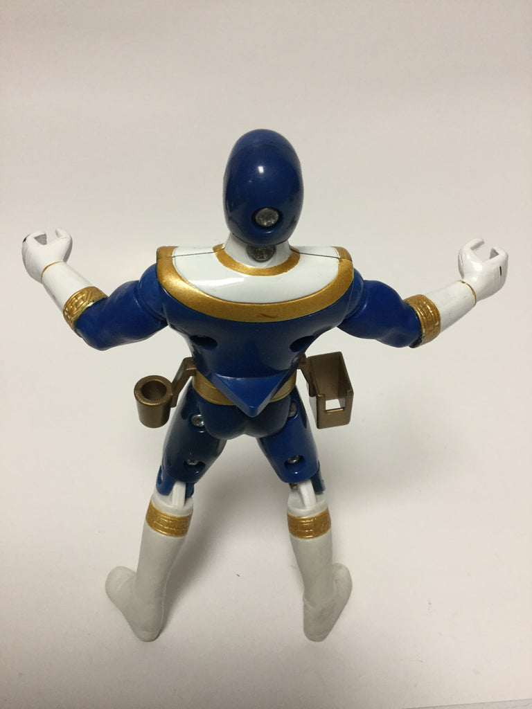 Power Rangers Zeo Blue Rangers