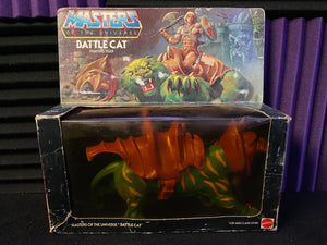 MATTEL MASTERS OF THE UNIVERSE- BATTLE CAT