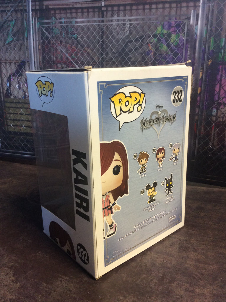 Funko POP! Disney Kingdom Hearts Kairi